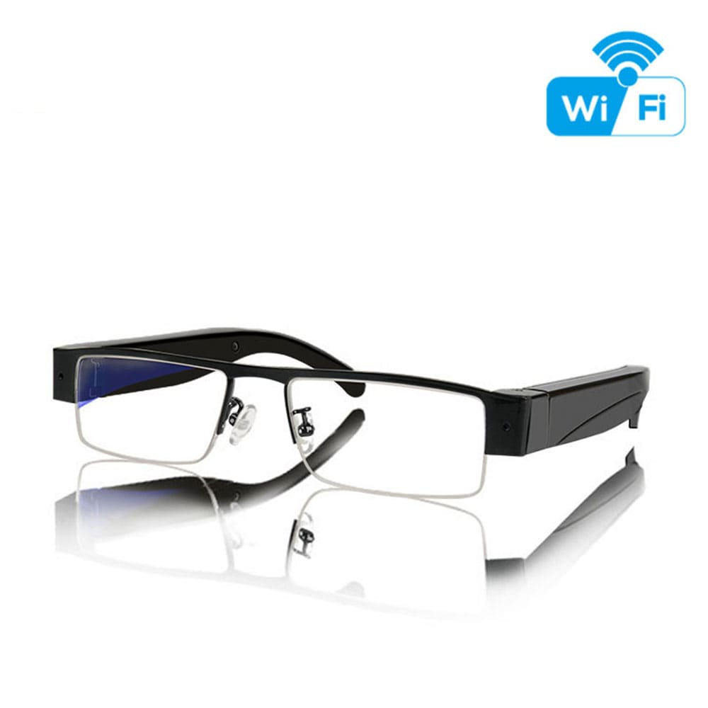 WiFi Reading Eye Glasses Camera & DVR Duplicate