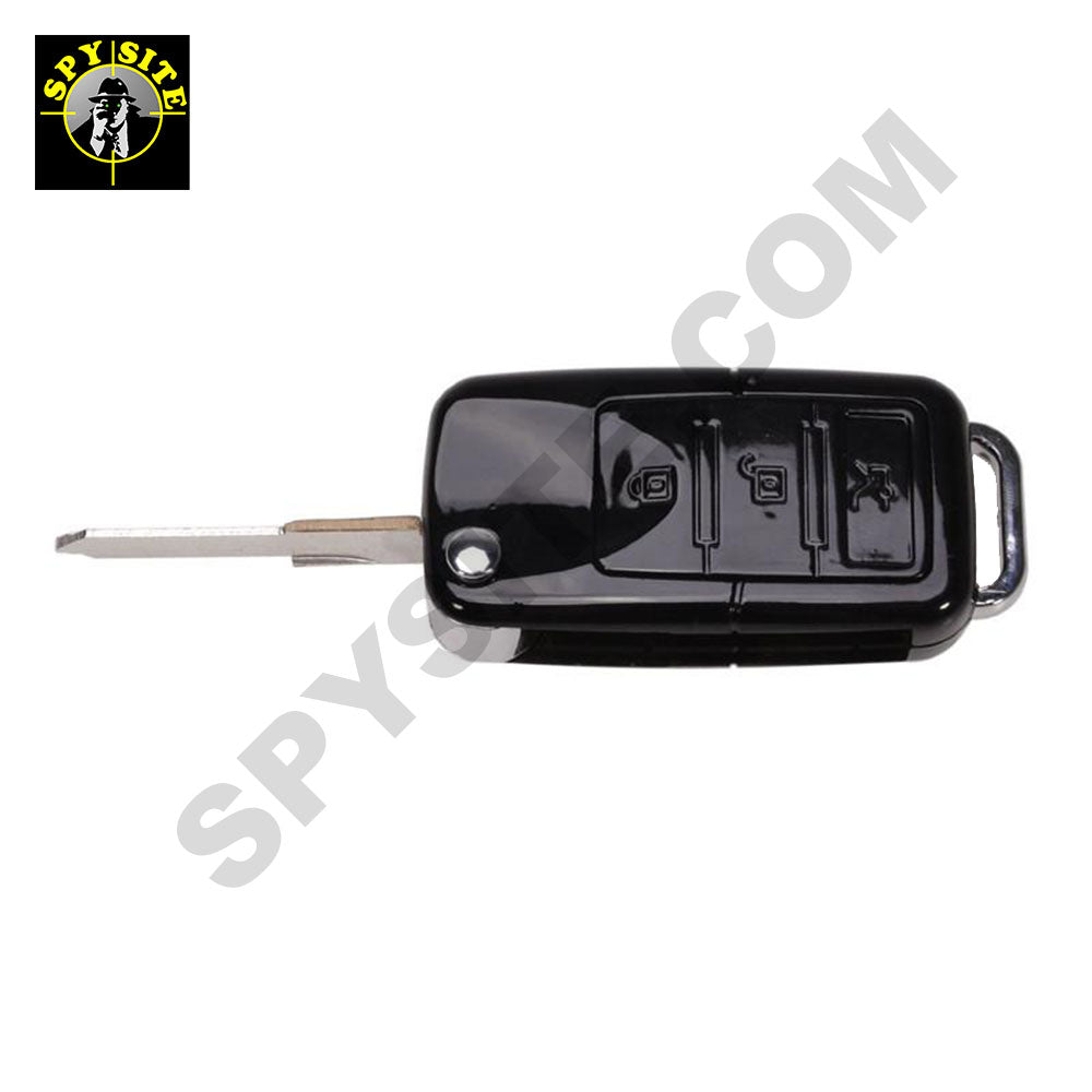 Hidden Camera Car Fob Recorder