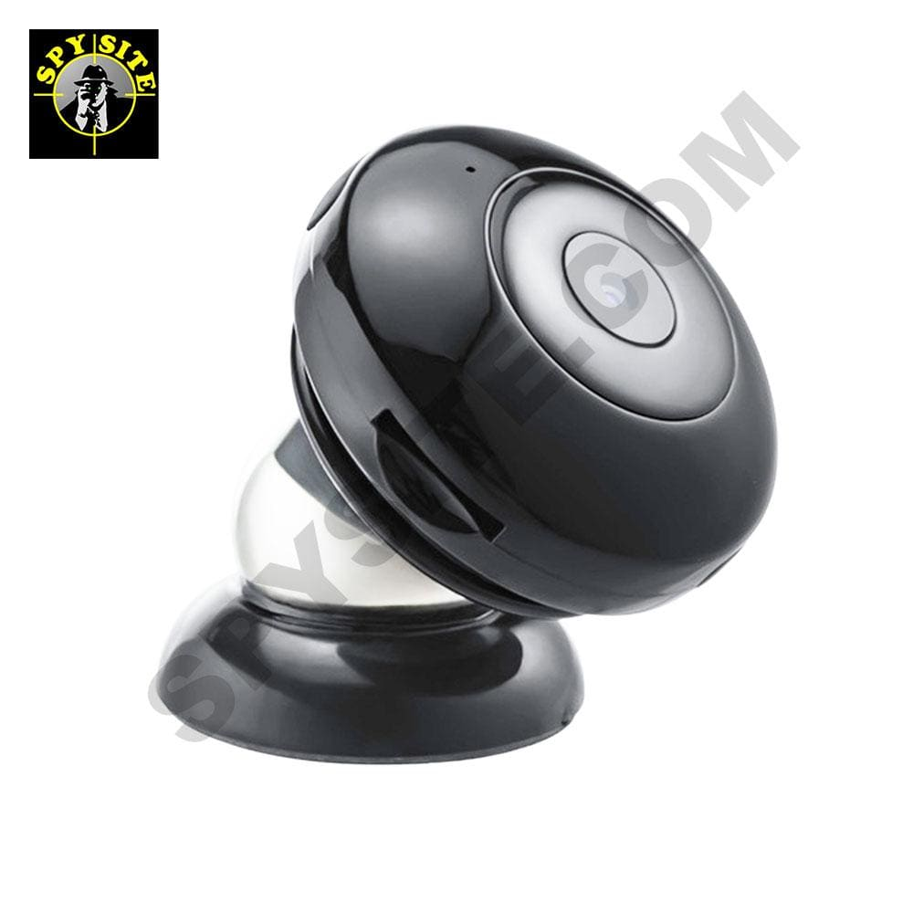 Super Mini Wi-Fi Camera with Night Vision - Magnetic & Wearable