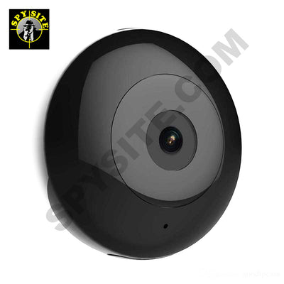 Smallest Wi-Fi Camera with Night Vision - Magnetic & Wearable