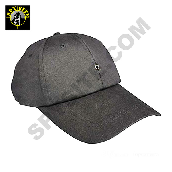 Hd Baseball Cap Hidden Hat Spy Camera Dvr Portable Hd