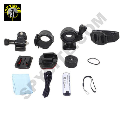 underwater camera mounting accessories