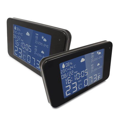 Night Vision Spy Camera Weather Station