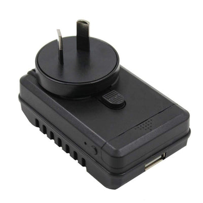 Motion Activated Functional AC Phone Charger spy Camera