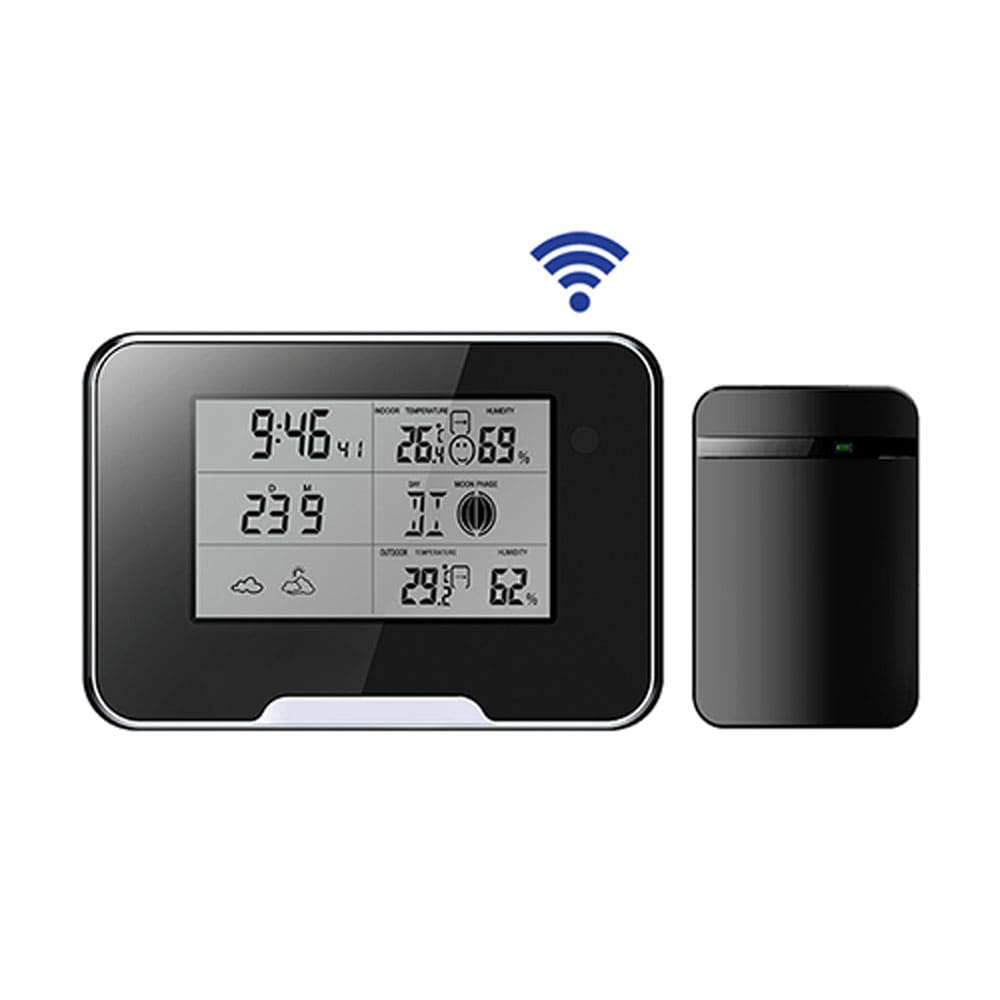 Spy Camera Weather Station