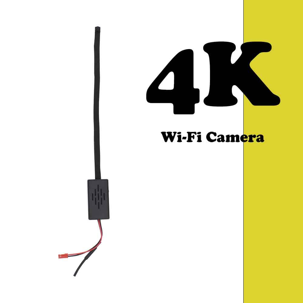 Spy 4K UHD DIY Camera