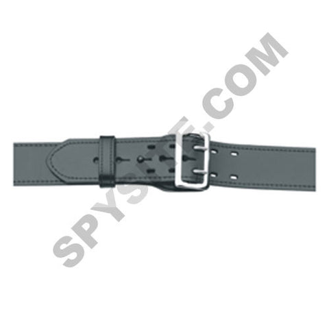 Fully Lined Duty Belt - Sam Browne