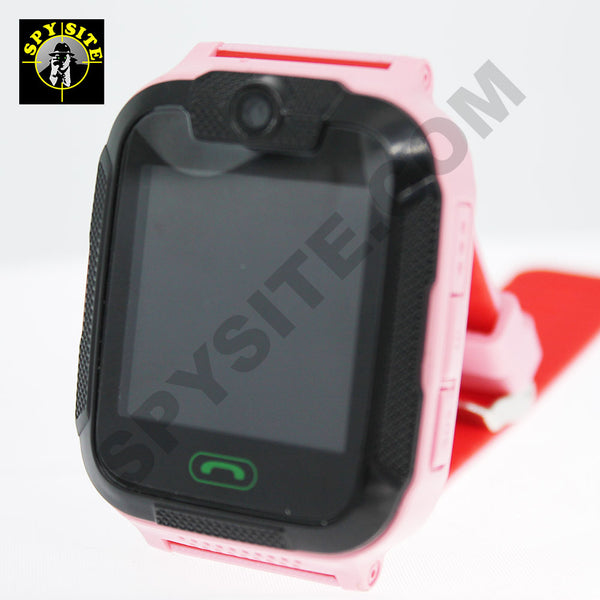 4G GPS Smart Watch Camera for Kids - SOS - Remote Microphone