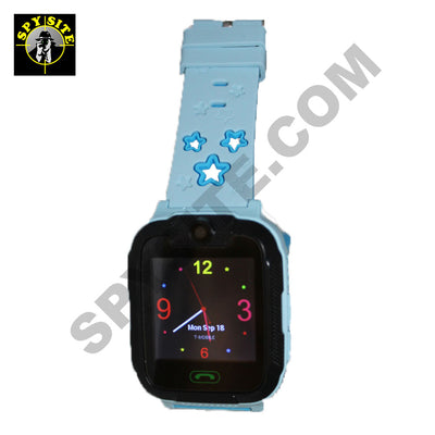 Children GPS watch with camera