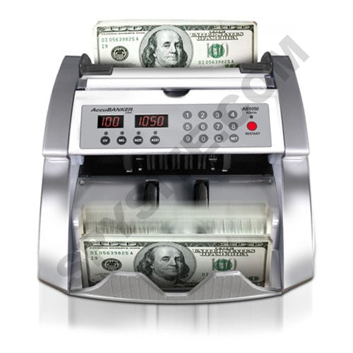 Commercial Money Counter with MGUV Detection