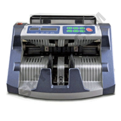 Commercial Bill Counter with E-Stop and UV Detection