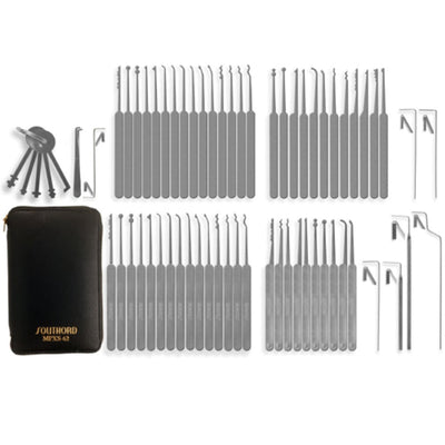 70 Piece Lock Pick Set