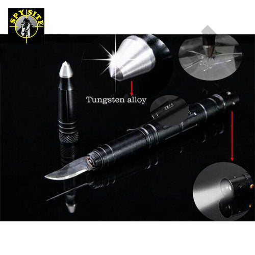 military survival tactical pen