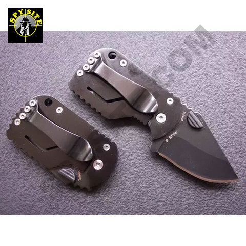 Pocket Folding Knife - Tactical Survival & Camping Knife