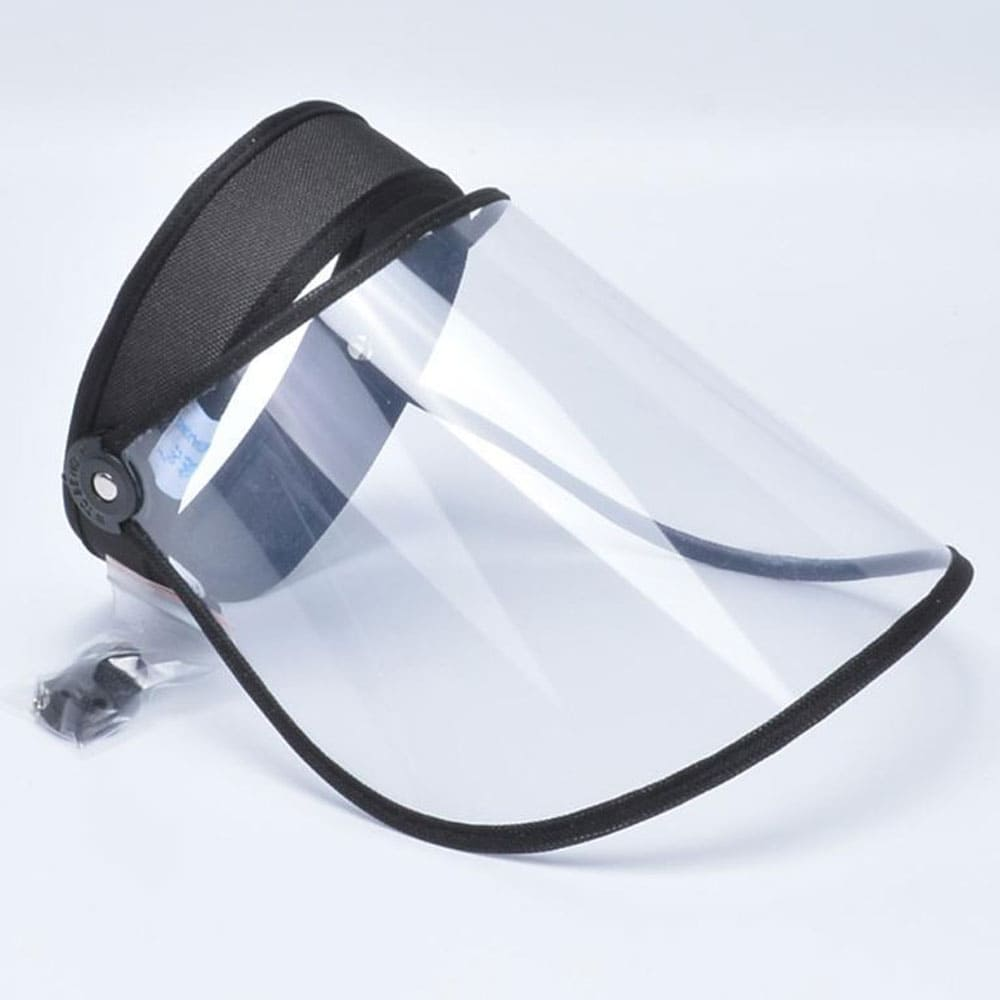 faceshield with headband