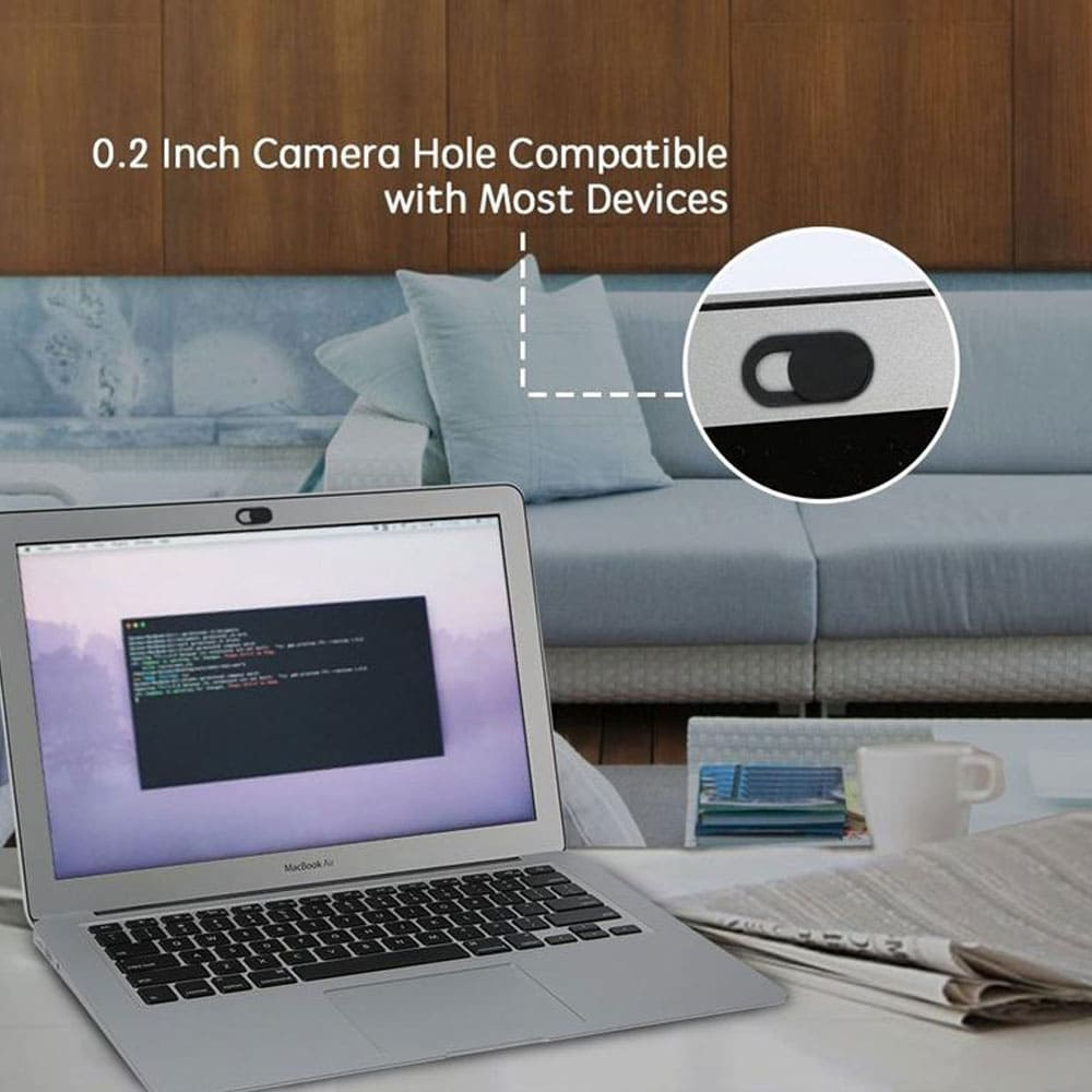 Camera Slide Cover - Privacy Shield for Electronics