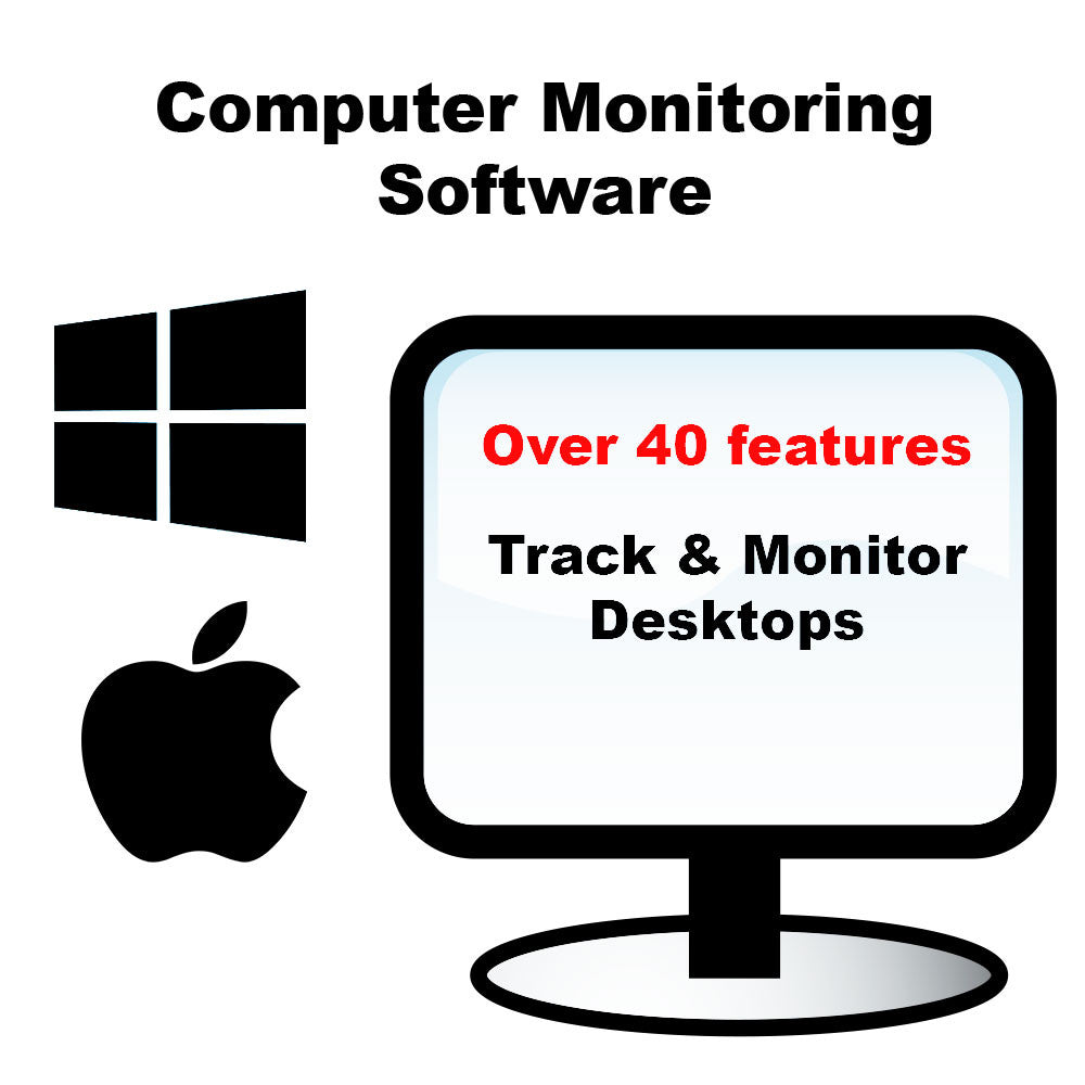 MobilePlus+ Desktop monitoring and tracking software