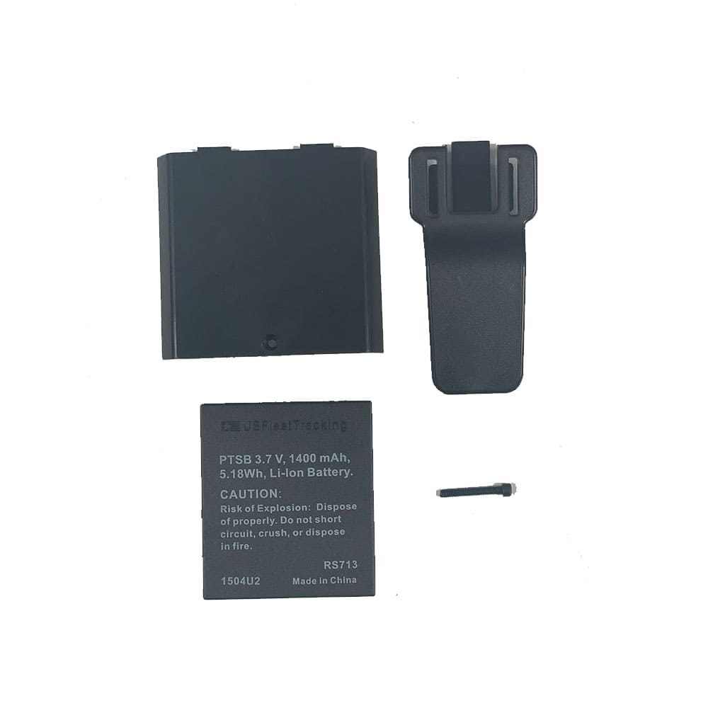 Standard Battery & Rear Cover Kit for PT Tracking units