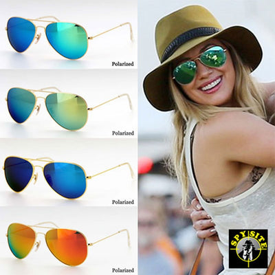 Investigation Sunglasses - Polarized Sunglasses