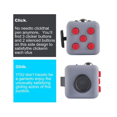 Fidget Cube Stress Relieving Toy