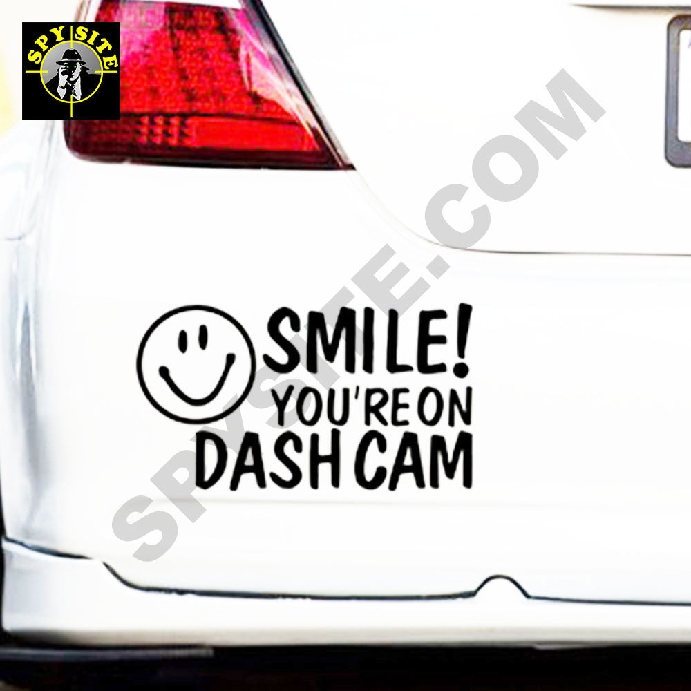 DashCam Sticker
