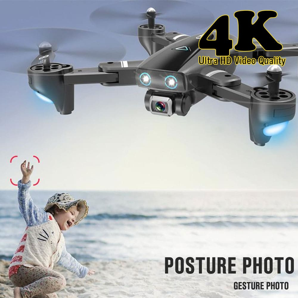 4K Wifi Camera 5G Quadcopter Folding RC Drone