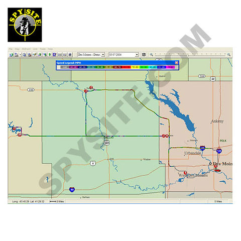 Shadow Tracker Lite GPS Software