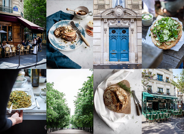 Paris, France | workshop 1 | Healthy cooking, Food Styling & Photography in Paris | June 3rd-5th 2018