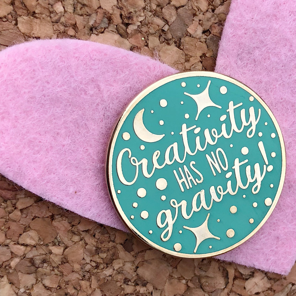 Creativity - Enamel Pin