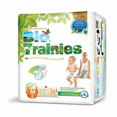 Bio Trainies Training Pants Size 2 (26 ct)