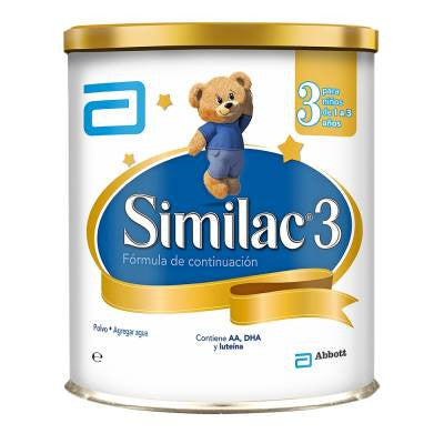Similac dairy formula, stage 3, 1 to 3 years, 850 g