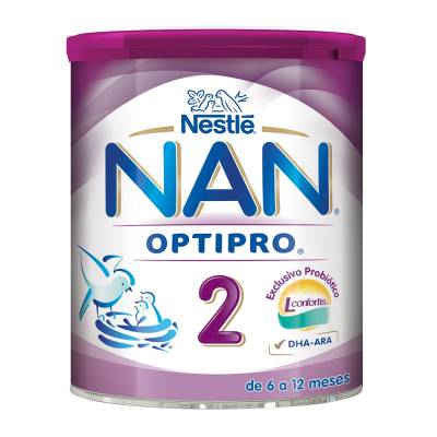 Nan Optipro infant formula, stage 2, 6 to 12 months, 800 g
