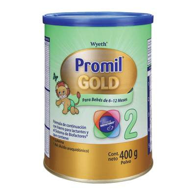 Promil Gold follow-on formula, stage 2, 6 to 12 months, 1kg