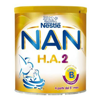 Nan HA2 dairy formula, from 5 months up, 800g