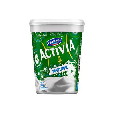 Activia Natural Yoghurt Plain