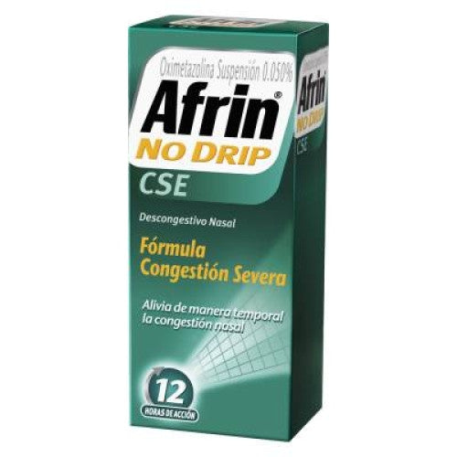 Afrin No Drip Severe Congestion Nasal Spray