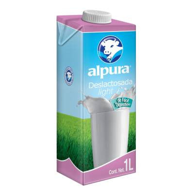 Alpura Milk Lactose Free Light