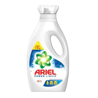 Ariel Power Liquid Laundry Detergent (1 L)