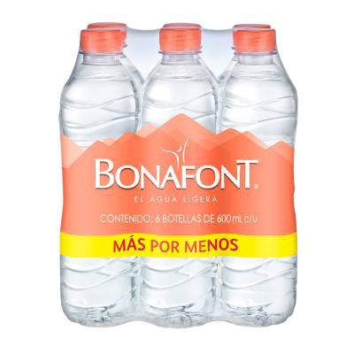 Bonafont Water (8 pack)