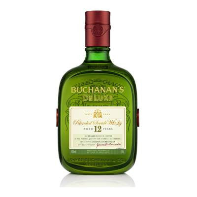 Buchanans DeLuxe Blended Scotch Whisky 12 Years