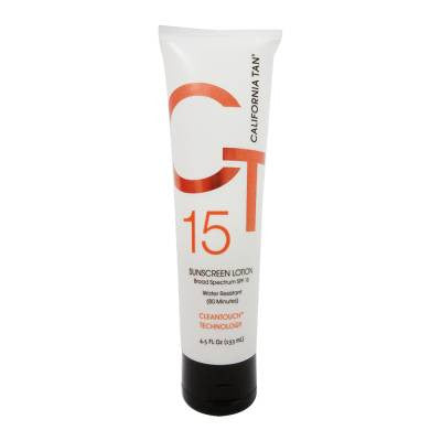 California Tan SPF 15 Sunscreen Lotion (4.5 oz)