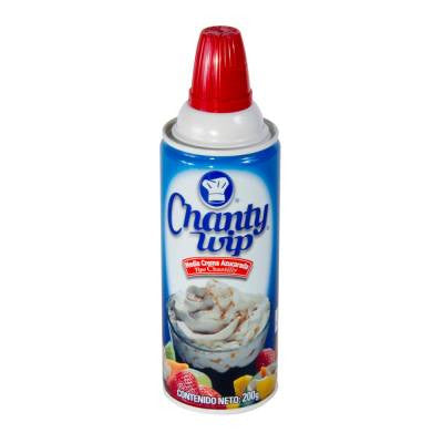 Chanty Tip Whipped Cream