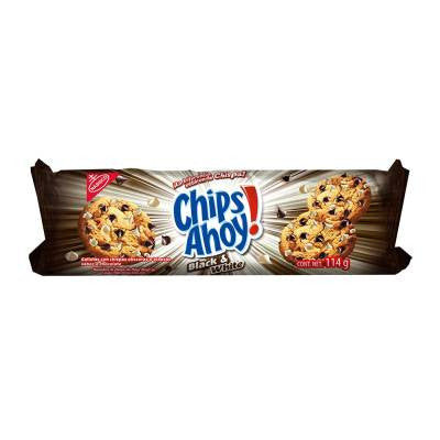 Chips Ahoy! Black & White Chip Cookies