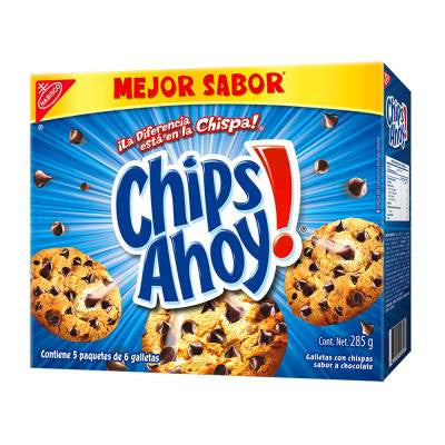 Chips Ahoy! Original Chocolate Chip Cookies (5 Packs)