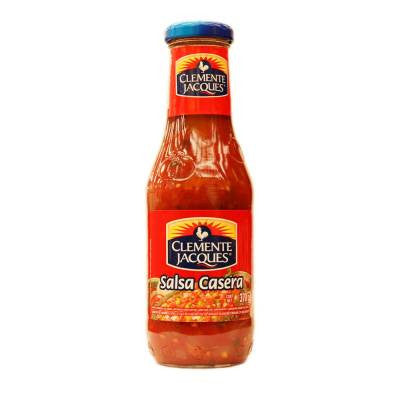 Clemente Jacques Homestyle Red Hot Sauce (370 g)