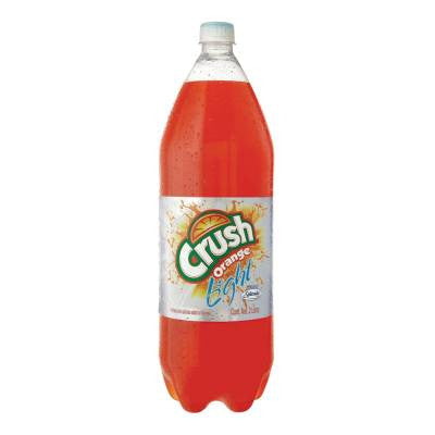 Crush Orange Soda Light (2 L)
