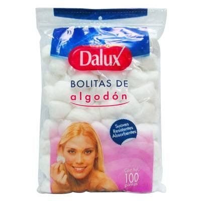 Dalux Cotton Balls (100 ct)