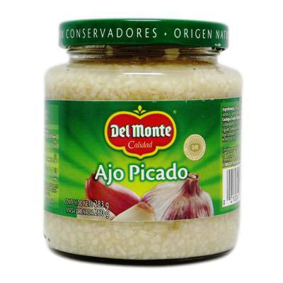 Del Monte Chopped Garlic