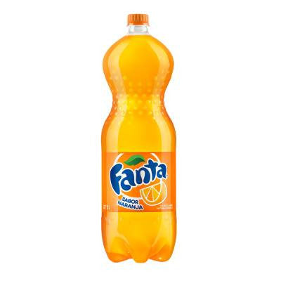 Fanta Orange Soda (67.6 fl. oz.)