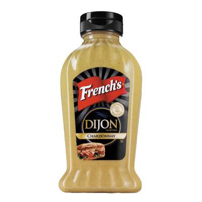 Frenchs Dijon With White Wine Mustard